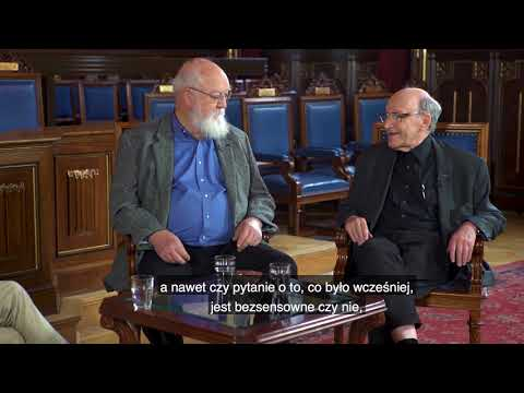 Daniel Dennett & Michael Heller debate on chance and necessity
