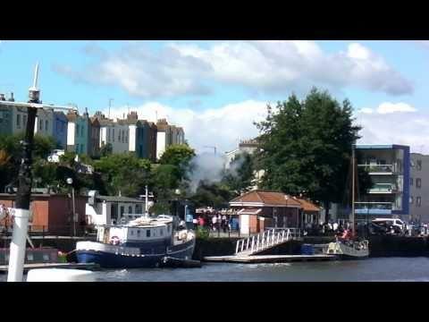 Bristol Docks 2010