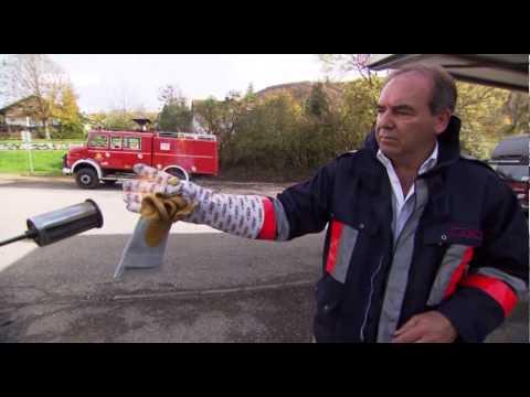 Seiz Handschutz | Landesschau unterwegs vom 18.11.2013 / 18:15 Uhr