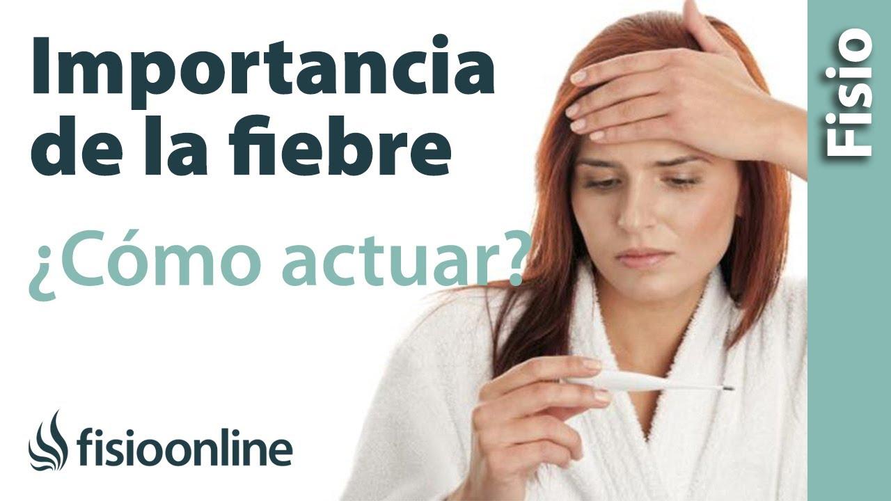Dolor de cabeza y fiebre alta en adultos
