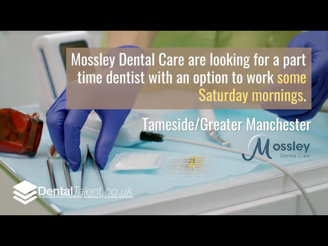 🦷 Dentist Job - Part Time - Tameside/greater Manchester ➡ Dentist Tameside New Video