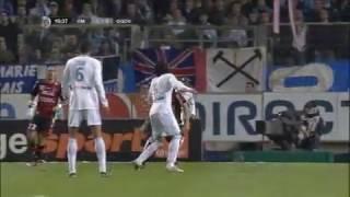 Saison 2009-2010 32ème journée Olympique de Marseille-OGC Nice 4-1