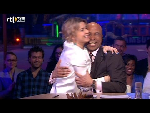 Victoria Koblenko klaar met gedoe rond 24 Uur Met - RTL LATE NIGHT