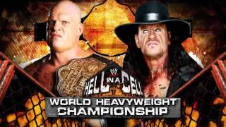 WWE Hell in a Cell 2010 - The Undertaker vs Kane Promo HD