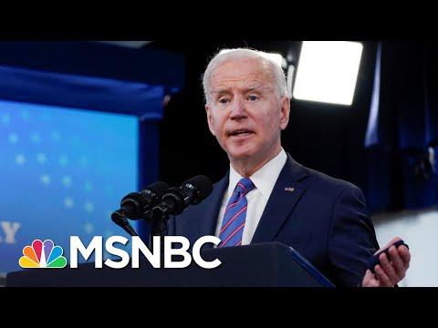Biden's Covid-Focused Agenda Runs Headlong Into Reality | The 11th Hour | MSNBC