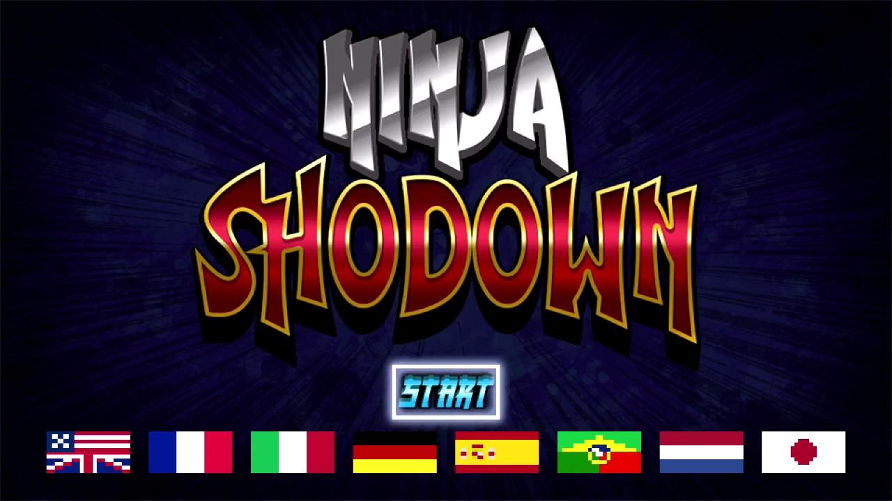 [eShop EU] Ninja Shodown – First Look