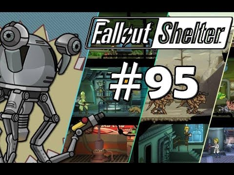 Fallout Shelter Walkthrough Part 95 - VALENTINES DAY UPDATE!