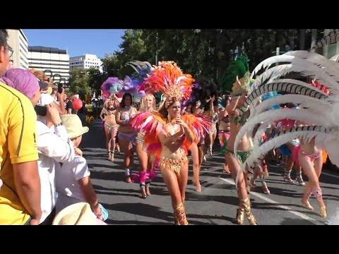 Carnivale Street Parade :: Canberra Multicultural Festival 2016