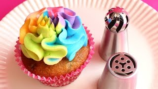 Russian Ball Piping Tips - Product demonstration & tutorial - Assorted techniques
