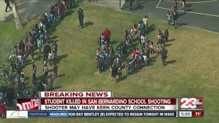 Three killed in San Bernardino school shooting