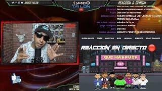 [Reaccion] Sech - Que Mas Pues (Remix) Ft. Maluma, Nicky Jam, Farruko, Dalex, Lenny Tavárez