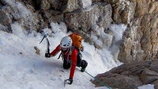 Preparing to Climb The Alps