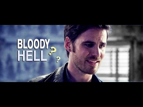 Bloody hell  || Captain Hook [OUAT]