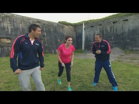 What Davy Saw | Ireland's Fittest Family | RTÉ One