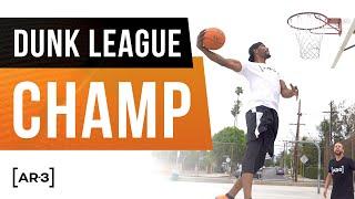 Chris Staples Dunk League Champion Video