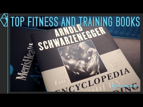 The Best Fitness Books Read These for a Complete Training Knowledge