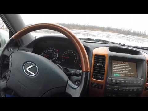 Опыт 10-летней эксплуатации Lexus GX 470.