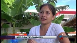 Continúa avalancha de cubanos a Costa Rica en vísperas de reunión de cancilleres
