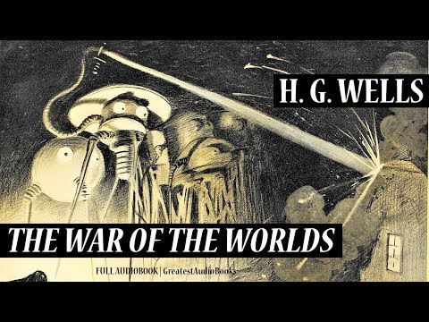 THE WAR OF THE WORLDS by H.G. Wells - FULL AudioBook | Great