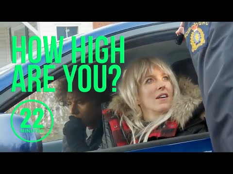 What does a pot sobriety test look like? | 22 Minutes