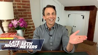 Seth Meyers Celebrates 1,000 Episodes of Late Night