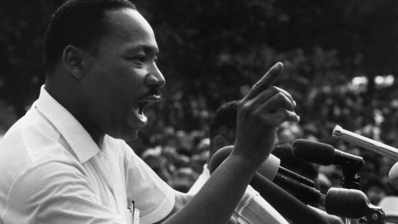 Martin Luther King Jr The March On Washington Youtube