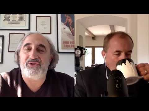 My Chat with Michael Shermer on Immortality and the Afterlife (THE SAAD TRUTH_613)