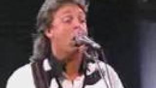 Paul McCartney - Drive My Car LIVE 1993