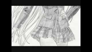 How to Draw Moka Akashiya (from Rosario + Vampire)