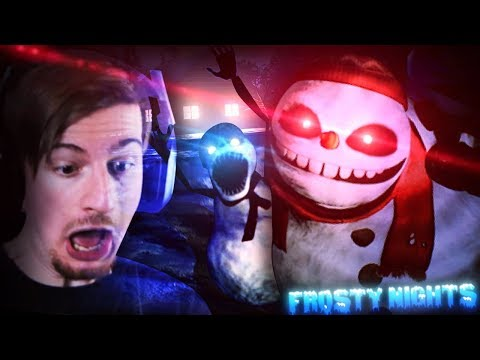 THE SCARIEST WINTER EVER. || Frosty Nights (Night 1 - 2)
