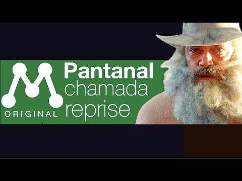 Pantanal - Chamada de Reprise - 1998 - Manchete