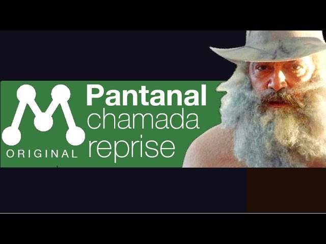 Pantanal - Chamada de Reprise - 1998