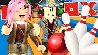 Roblox ITA - Giochiamo a Bowling su Roblox! 🎳