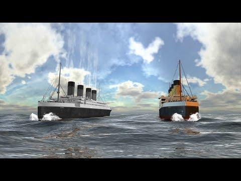 Australian businessman unveils plans for Titanic 2 poster
