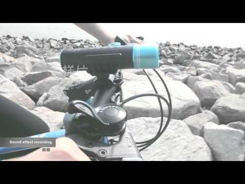 Trendwoo Bicycle Outdoor Wireless Speaker Freeman X6