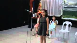 Poem Recitation Grade 2