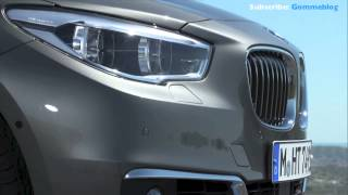 2013 NEW BMW 5 Series GT [535i GT] Restyling - Exterior Design(If you like this video Please rate and comment! ▻Google +: https://plus.google.com/101792401712738693835/ ▻Facebook: http://facebook.com/gommeblog ..., 2013-05-26T22:31:14.000Z)