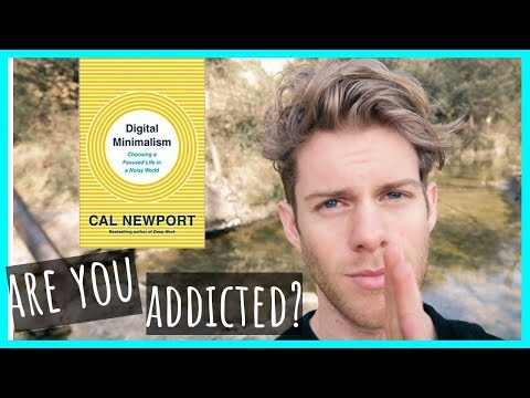 Digital Minimalism by Cal Newport Review - You May Need This Mp3