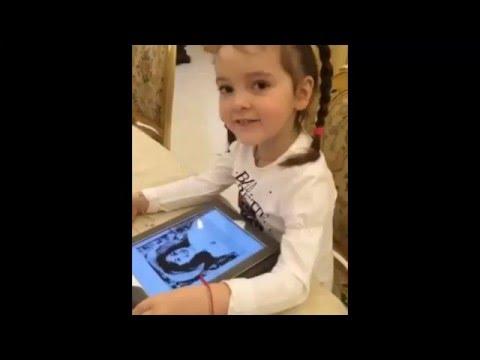Маленькая дочь растрогала Филиппа Киркорова. Новости сегодня