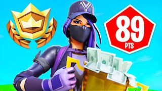 Solo Cash Cup Tournament! (Fortnite Battle Royale)