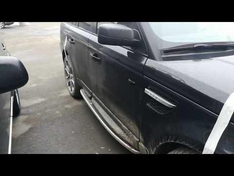 Диагностика пневмоподвески Land Rover Range Rove Discovery 3,4 Sport Рендж Ровер