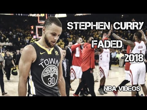 Stephen Curry Mix 2018 - Faded