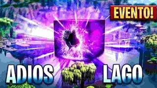 *Evento Final* El cubo de Fortnite Explota y se rompe en Directo! MangelFort