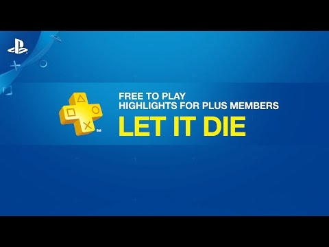 PlayStation Plus - Let it Die Direct Hell Booster Pack Plus | PS4