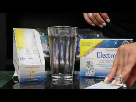 Celtic Sea Salt® Electrolyve® Electrolyte Drink Packets!