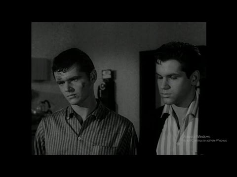 Jack Nicholson's first film | Cry baby killer 1958 drama cult film, Full movie