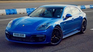 Porsche Panamera Turbo S Walkaround | Top Gear
