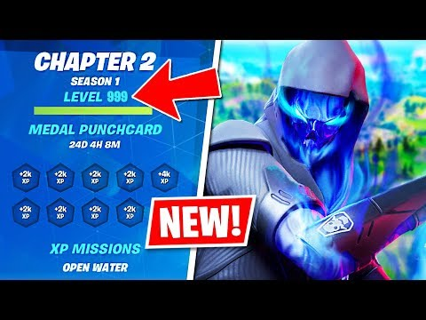 How to Level Up FAST and EASY in Fortnite Chapter 2! (Fortnite Battle Royale)