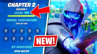 Leveling Up Fast In Fortnite Season 11 Fortnite Chapter 2 Season 11