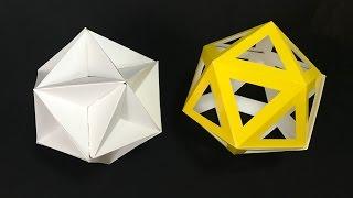 大12面体を組み立てる